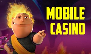 Mobile casinos are the best way for playing gambling games everywhere