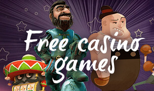 List of Casinos with Free casino games